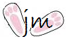 jm bunny feet